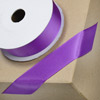 Grosgrain Ribbon 10mm x 10M Purple