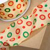 Christmas Red/Green Spots Ribbon