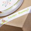 Satin Printed Ribbon Easter Bunny