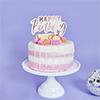Dalmatian Birthday Cake Topper X1