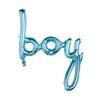BLUE BOY BALLOON