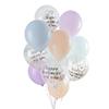 Birthday Balloon Bundle 12PK