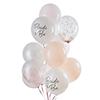 Bridal Balloon Bundle 12PK