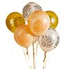 Safari Balloon Bundle 9PK