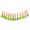 Carrot Tassel Garland 2M