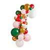 Christmas Balloon Arch 64pk