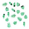 Tropical Leaf Confetti