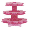 3-Tiers Card Cake Stand spots