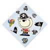 Serviette Pirates 3 Layers