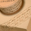Wired Hessian Lace