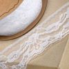 Lace Ribbon with flower