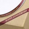 Happy Anniversary Ribbon