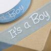 Organza Ribbon It's a Boy