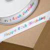 40th Birthday Ribbon