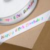 60th Birthday Ribbon