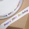 90th Birthday Ribbon
