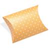 Dots Gold Pillow Box