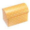Dots Gold Chest Box