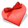 Silk Heart Box