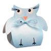 Owl Shape Blue Box